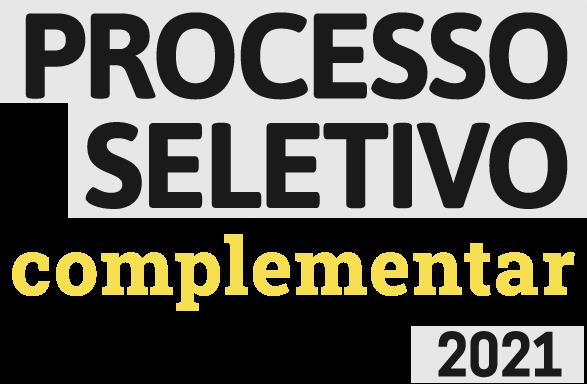 Processo Seletivo IFRS Complementar 2021 - Ir para Página Inicial